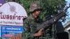Armata din Thailanda a decretat Legea marţială pentru restabilirea păcii şi ordinii publice