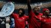 Jucătorii lui Bayern Munchen au sărbătorit alături de fanii săi, cel de-al 24-lea titlu cucerit în Bundesliga