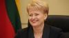 Doamna de Fier a ţărilor Baltice rămâne preşedinte al Lituaniei