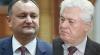 Voronin nu-l poate ierta pe Dodon. Comuniştii şi socialiştii au mărşăluit separat de 1 Mai (VIDEO)