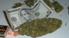 A sustras marijuana din secţia de poliţie, iar lăcomia de corpuri delicte l-a dus pe un om al legii la puşcărie