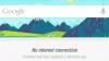 Google Now va funcţiona fără conexiune la Internet