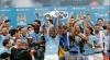 Manchester City este noua campioană a Angliei