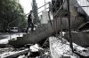 Proprietarii apartamentelor din mansarda distrusă de flăcări ACUZĂ compania de construcţii pentru lucrările necalitative