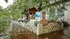 """(VIDEO) Ploile au făcut ravagii într-un sat din Soroca. """"Apa s-a ridicat până la jumătate de metru"""""""