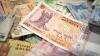 Leul capătă valoare în raport cu moneda unică europeană