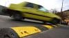 Cum trec şoferii ruşi peste limitatoarele de viteză. Mulţi dintre ei îşi iau zborul (VIDEO)