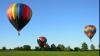 Festivalul Internaţional al Baloanelor cu Aer Cald în Moldova. Toţi doritorii pot urca la cer pentru o sumă modestă