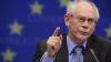 Preşedintele Consiliului European, Herman Van Rompuy,  este aşteptat la Chişinău