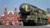 Rusia a testat o rachetă balistică intercontinentală de tip Topol în apropiere de Marea Caspică
