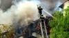 DETALII despre incendiul de la Botanica. Iată din ce cauză s-au extins flăcările