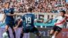 Meci fenomenal între River Plate şi Racing Club în campionatul Argentinei
