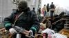 Procuratura militară din Doneţk a fost luată cu asalt de peste 2 000 de separatişti înarmaţi