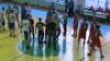 Baschet cu BĂTAIE!! Jucătorii a două echipe din Moldova şi-au împărţit pumni în stânga şi în dreapta (VIDEO)