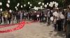 Lumânări şi baloane. Victimele HIV/SIDA au fost comemorate la Chişinău (VIDEO)