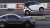 (VIDEO) Pornirea spectaculoasă a unui Smart în duel cu un Ford Mustang
