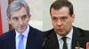 Iurie Leancă va purta discuţii cu omologul său rus, Dmitri Medvedev DETALII