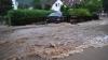 SUA se confruntă cu inundaţii şi alunecări de teren. Sute de case au ajuns sub apă, iar străzile s-au transformat în râuri