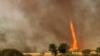 IMAGINI IMPRESIONANTE! Cum se formează o tornadă de foc (VIDEO)