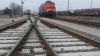 Tragedie la Bălți. Un bărbat s-a aruncat în faţa trenului şi a murit