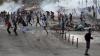 Manifestaţii violente la Istanbul. Poliţia a arestat zeci de protestatari