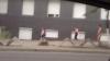 NO COMMENT! Un bărbat gol-puşcă merge prin centrul Сhişinăului (VIDEO)