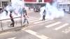 Un poliţist A FOST ÎMPUŞCAT mortal în timpul violenţelor în Venezuela