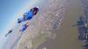 """Cum este să """"zbori"""" deasupra oraşului New York? VIDEO SPECTACULOS"""