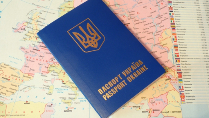 Fenomen de amploare la Kiev! Locuitorii oraşului iau cu asalt secţiile de perfectare a paşapoartelor