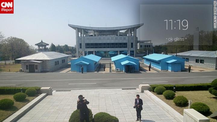 Coreea de Nord văzută prin Google Glass. 10 lucruri care te pot uimi atunci când vizitezi ţara (FOTO)