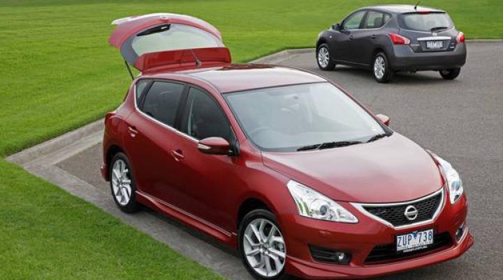 În scurt timp, Nissan va dezvălui concurentul său pentru Volkswagen Golf şi Ford Focus