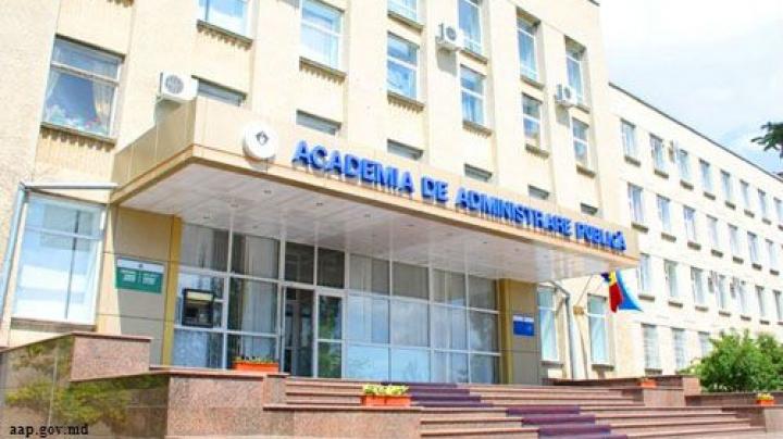 Academia de Administare Publică are un nou rector. AFLĂ cine este el (FOTO)
