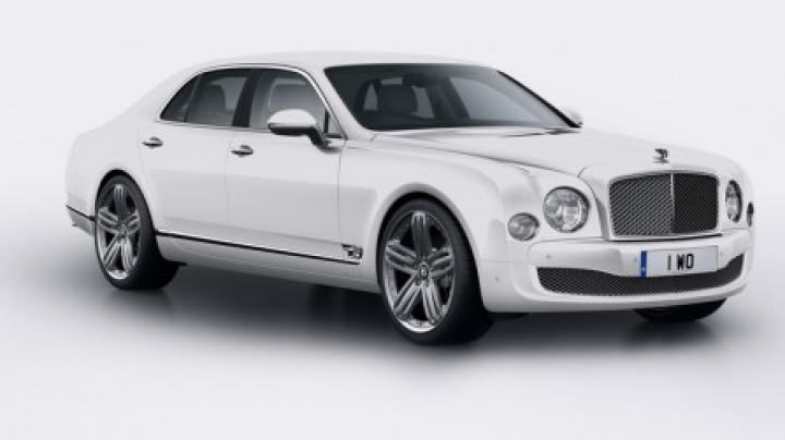 Bentley celebrează 95 de ani de existenţă cu o nouă ediţie specială disponibilă doar în Marea Britanie (FOTO)