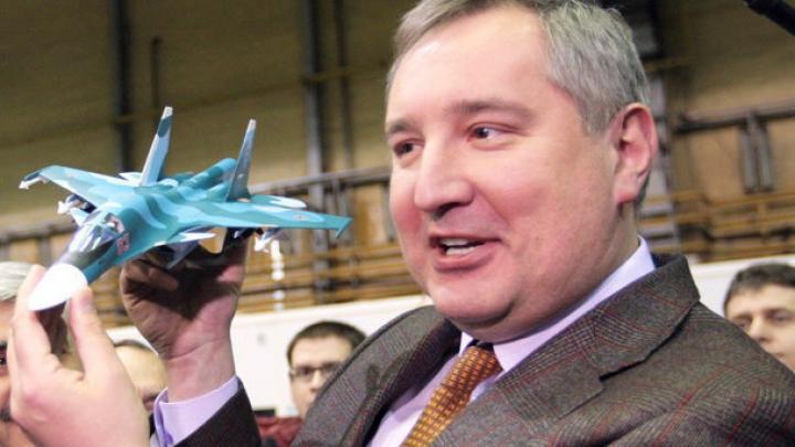 Dmitri Rogozin vrea să viziteze România! Ce mesaj le-a transmis vicepremierul rus lui Ponta şi Băsescu