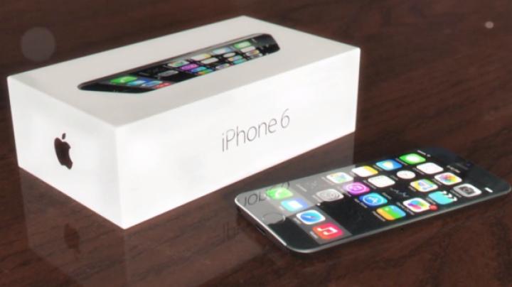 iPhone 6 scos la vânzare pe Internet. Cât costă telefonul încă nelansat de Apple