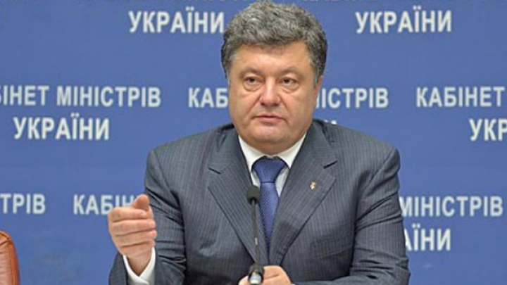 """""""Este un loc minunat pentru negocieri"""". Noul preşedinte al Ucrainei anunţă în ce ţară va face prima vizită"""