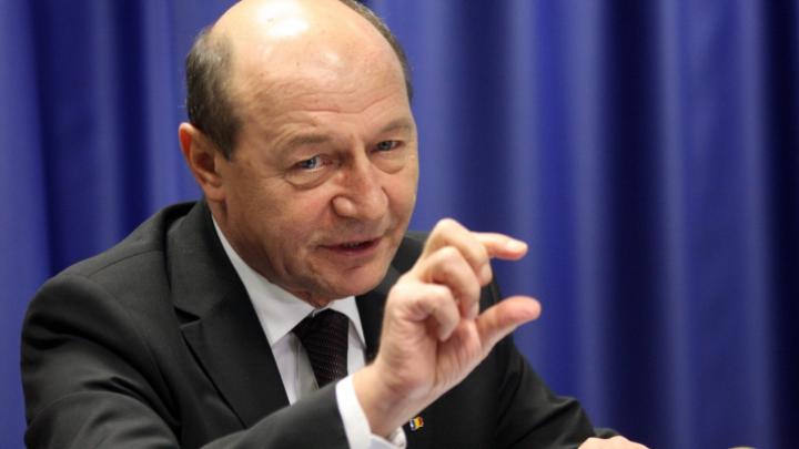 """Traian Băsescu, despre declaraţiile vicepremierului rus Rogozin: """"Trebuie să aflăm câtă votcă a consumat înainte"""""""