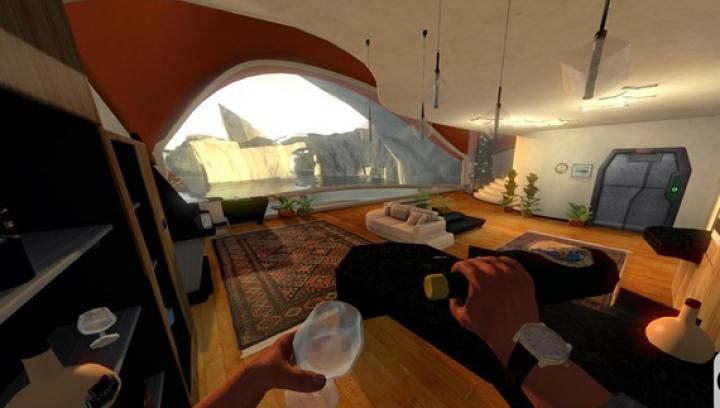 Loading Human, jocul viitorului imaginat pentru realitate virtuală (VIDEO)