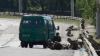Morţi în Mariupol! O maşină cu grăniceri ucraineni a fost atacată (VIDEO)