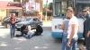 Accident la Bălţi: Un bărbat a fost lovit de un troleibuz