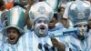Suporterii argentinieni aşteptau mai mult de la naţională în prima evoluţie la Campionat