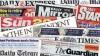 Revista presei internaţionale: Trei ţări europene riscă să rămână fără protecţie în faţa Rusiei