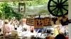 Festivalul Artelor Născute din Tradiţii a unit meşterii populari de pe cele două maluri ale Prutului la Holercani (VIDEO)