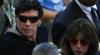 Scandal la Cupa Mondială! Diego Maradona i-a arătat degetul mijlociu preşedintelui Federaţiei de fotbal din Argentina