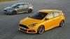 Ford a prezentat versiunea restilizată a modelului Focus ST (GALERIE FOTO)