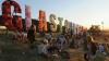 Distracţie cu rock şi noroi la Glastonbury! Unul dintre cele mai cunoscute festivaluri din lume a adunat sute de mii de spectatori