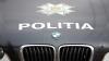 Un echipaj al poliţiei, surprins în timp ce încalcă regulamentul circulaţiei rutiere (VIDEO)