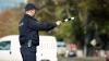 Reţinere ca în filme. Un bărbat a fost urmărit de poliţie până în oraşul Hânceşti, după ce a furat un automobil din capitală (VIDEO)