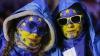 Ucrainenii îşi arată entuziasmul faţă de semnarea Acorduluui de Asociere cu UE. Kremlinul încruntă sprâncenele