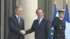 François Hollande la întrevederea cu Iurie Leancă: Semnarea Acordului de Asociere nu este o etapă finală în relaţia cu UE